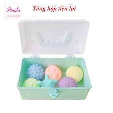 Bộ đồ chơi quả cầu massage cho bé Hinata DC50, giá chỉ 290,000đ ...
