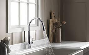 kohler k 596 vs simplice kitchen faucet