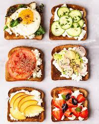 Cottage Cheese Toast Ideas - Vegetarian 'Ventures
