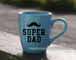 Best Dad Quotes Tumbler Mug Decals Super Father S Day Gift Car Sticker