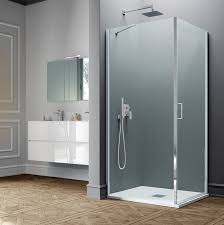 pivoting shower screen polaris b3850