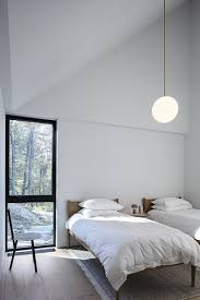 modern bedroom pendant lighting design