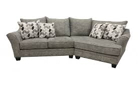 stanton 2 pc cuddler sectional the
