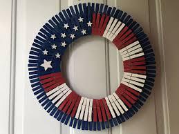 best 11 clothespin wreath tutorial