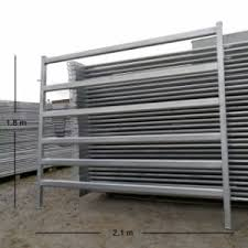 China Lowes Vinyl Cheap Price Livestock Temporary Cattle Fence Panels China Temporary Cattle Fence Cattle Panels