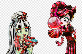 monster high characters png