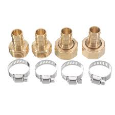 3 4 npt brass male female connector