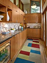 sensational modern midcentury kitchen