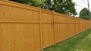 How To Install A Wood Privacy Fence Inch Calculator In 2020 Wood Privacy Fence Wood Fence Installation Fence Installation Cost
