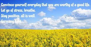 "Germany Kent Quote ""Convince yourself everyday that you..."" (1 Images)"