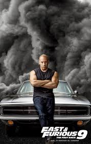 Fast & Furious 9: i character poster
