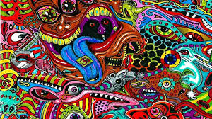36 trippy background pictures on