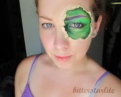make up hulk via facebook on we heart it