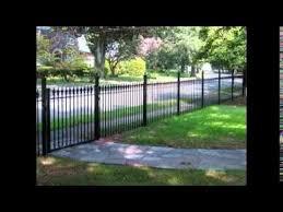 front garden fencing ideas you