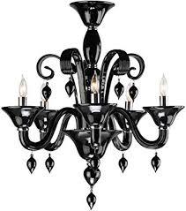 treviso five light chandelier