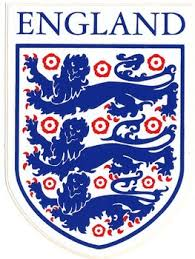 Decal England Crest