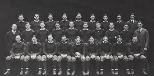 Knute Rockne And The 1925 Notre Dame Football Team Photograph by Mountain  Dreams