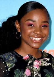 Saniyya Sidney on myCast - Fan Casting Your Favorite Stories