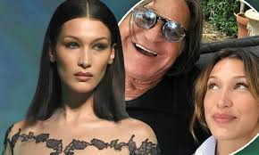 Bella Hadid posts belated Father's Day message on Instagram for dad Mohamed  Hadid