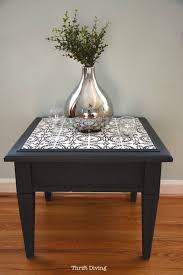 27 impressive diy end tables for any