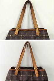 handbag handle degreasing repair and