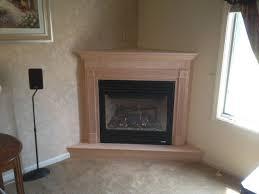 oak cabinet by rochester fireplace