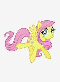 My Little Pony Fluttershy Peel And Stick Giant Wall Decals