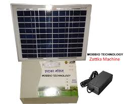 Solar Powered Zatka Machine Solar Fence Energizer 30 Acres Including Battery Solar Panel At Rs 3500 Piece Dighori Nagpur Id 22422811462