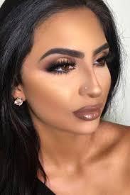 black dress makeup looks saubhaya makeup