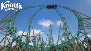 get a glimpse of the first dive coaster