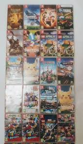 Nintendo Switch Game Collection in WD24 Watford for £15.00 for ...