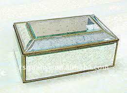 antique mirror gold frame finished