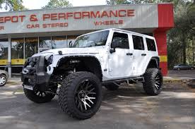 gainesville client gives jeep wrangler
