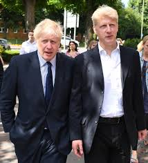 Boris Johnson's brother Jo quit the Government after his wife told ...