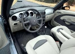 chrysler pt cruiser convertible vanilla