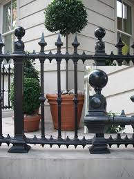 Cast Iron Finials For Railings