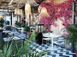 Restaurantes Con Terrazas De Madrid Abiertos En La Fase 1 Dona Tecla