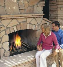 gas logs for outdoor fireplaces and