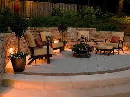 outdoor patio lights backyard patio