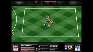 AFL Finals Fever gameplay (1996, PC ...
