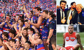 AFL Grand Final 2016 Sydney Swans v ...