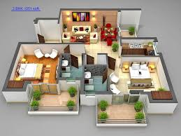 3d house designs for 900 sq ft in india