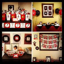 Michael Jackson Themed Birthday Party Decoracion De Cumpleanos