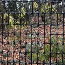 Elk Bear Hog And Large Animal Plastic Fence The Benner Deer Fence Company