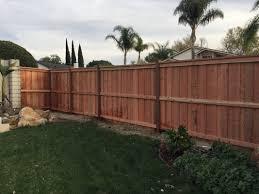 Conejo Valley Fencing Wood Fence Installation