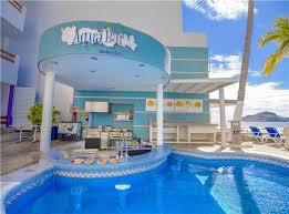 Oceano Palace Beach Hotel, Mazatlán
