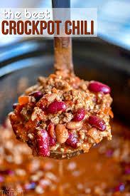 the ultimate crockpot chili recipe
