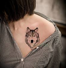 Best Decal Sticker Tattoo Wolf List And Get Free Shipping Lk780m46