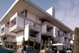 Gujarat Guest House, Achyut Kanvinde   Arquitectura, Brutalismo