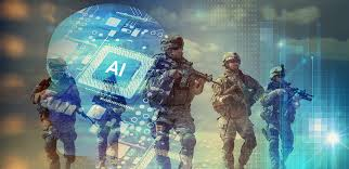 Image result for military ai